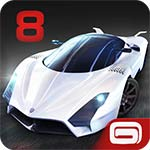 Asphalt 8: Speed ​​Gun (official Genuine) + Offline Data