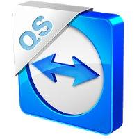 teamviewer quicksupport market logo