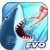 دانلود نسخه مود شده بازی Hungry Shark Evolution 4.1.0 کوسه گرسنه اندروید