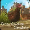 Crazy Chicken Simulator v1.0 Apk + Data for Android