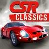 دانلود نسخه مود شده بازی CSR Classics رسینگ خودروهای کلاسیک اندروید