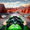 Moto Racing 2 Burning Asphalt v1.111 Apk + Mod (Unlimited Coins/Skells/adfree) for android