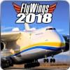 Flight Simulator 2018 FlyWings Free