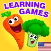 Funny Food educational games for kids toddlers 2.4.0.5 Apk + Mod (Unlocked) for android