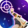 Beat Shooter – Gunshots Rhythm Game 1.4.0 Apk + Mod (Unlimited Money) for android