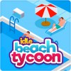 Idle Beach Tycoon : Cash Manager Simulator 1.0.24 Apk + Mod (Unlimited Diamonds) for android