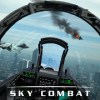 Sky Combat: war planes online simulator PVP 5.0 Apk + Mod (Unlimited Bullet) + Data for android